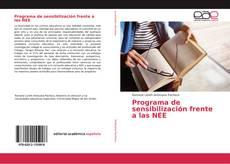 Couverture de Programa de sensibilización frente a las NEE