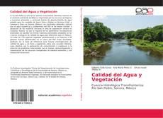 Copertina di Calidad del Agua y Vegetación