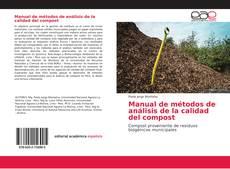 Manual de métodos de análisis de la calidad del compost的封面