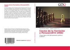 Capa do livro de Cosme de la Torriente y Peraza(1872-1956)