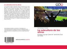 Bookcover of La subcultura de los ultras