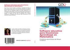 Portada del libro de Software educativo para Enseñanza-Aprendizaje en Matemática