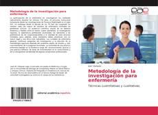 Bookcover of Metodología de la investigación para enfermería