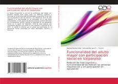 Portada del libro de Funcionalidad del adulto mayor con participación social en Valparaiso