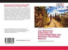 Borítókép a  Los Recursos naturales en Comunidad Bajo Los Ramírez (Teustepe, Boaco) - hoz