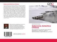 Обложка Soberanía Antártica Chilena