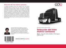 Portada del libro de Selección del tren motriz camiones