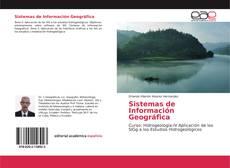 Bookcover of Sistemas de Información Geográfica