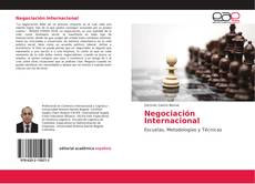 Bookcover of Negociación Internacional