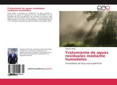 Capa do livro de Tratamiento de aguas residuales mediante humedales