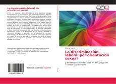 Capa do livro de La discriminación laboral por orientacion sexual