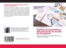 Portada del libro de Análisis Econométrico del precio de la acción de Ecopetrol
