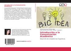 Couverture de Introducción a la Comunicación Académica