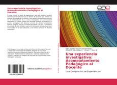 Обложка Una experiencia investigativa: Acompañamiento Pedagógico al Docente