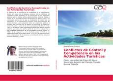 Обложка Conflictos de Control y Competencia en las Actividades Turísticas