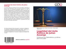 Copertina di Legalidad del Asilo Político de Julian Assange