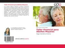 Portada del libro de Taller Vivencial para Adultos Mayores