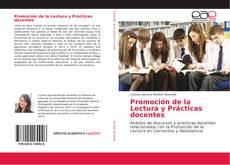 Capa do livro de Promoción de la Lectura y Prácticas docentes