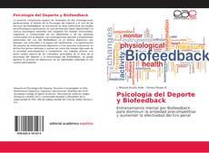 Bookcover of Psicología del Deporte y Biofeedback