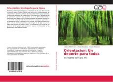 Bookcover of Orientacion: Un deporte para todos
