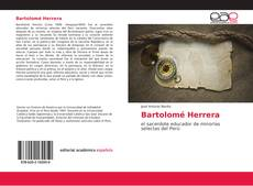 Bookcover of Bartolomé Herrera