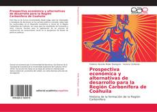 Обложка Prospectiva económica y alternativas de desarrollo para la Región Carbonífera de Coahuila