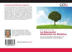 Borítókép a  La Educación Ambiental en Bioética - hoz