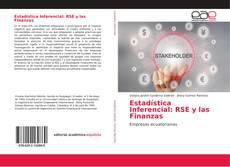 Copertina di Estadística Inferencial: RSE y las Finanzas