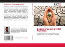 Portada del libro de Gobernanza Ambiental Municipal