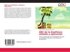 ABC de la Geofisica: método y aplicación kitap kapağı