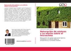 Bookcover of Naturación de azoteas y su efecto sobre el microclima