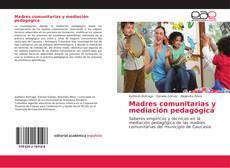 Capa do livro de Madres comunitarias y mediación pedagógica
