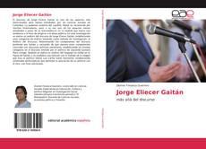 Capa do livro de Jorge Eliecer Gaitán