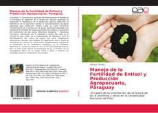 Buchcover von Manejo de la Fertilidad de Entisol y Producción Agropecuaria, Paraguay