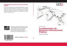 Bookcover of Fundamentos de Derecho Internacional Público
