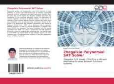 Portada del libro de Zhegalkin Polynomial SAT Solver