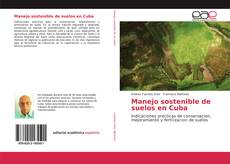 Portada del libro de Manejo sostenible de suelos en Cuba
