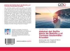 Bookcover of Hábitat del Delfín Nariz de Botella y el Turismo Sostenible-Ecuador