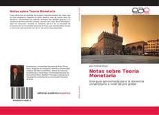 Bookcover of Notas sobre Teoría Monetaria