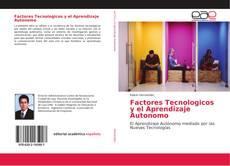Capa do livro de Factores Tecnologicos y el Aprendizaje Autonomo