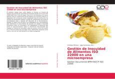 Couverture de Gestión de Inocuidad de Alimentos ISO 22000 en una microempresa