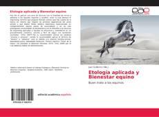 Etología aplicada y Bienestar equino的封面