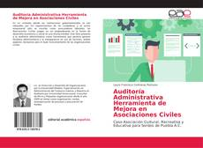 Bookcover of Auditoría Administrativa Herramienta de Mejora en Asociaciones Civiles