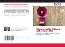 Portada del libro de Comunicación interna gubernamental