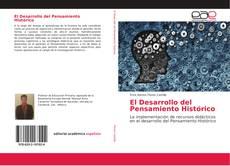 Bookcover of El Desarrollo del Pensamiento Histórico