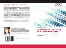 Borítókép a  Condiciones laborales en el ámbito estatal - hoz
