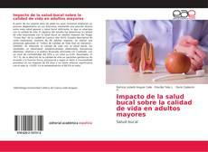 Portada del libro de Impacto de la salud bucal sobre la calidad de vida en adultos mayores