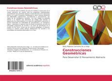 Portada del libro de Construcciones Geométricas