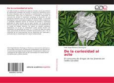 Capa do livro de De la curiosidad al acto