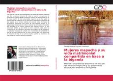 Bookcover of Mujeres mapuche y su vida matrimonial compartida en base a la bigamia